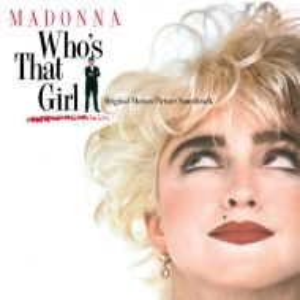 Madonna - Who's That Girl (Original Motion Picture Soundtrack) (Vinyl) [ LP ]