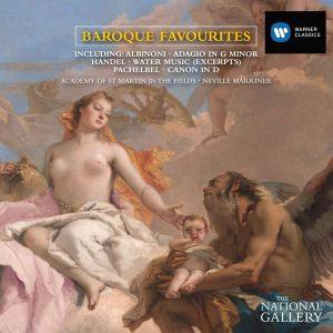 Baroque Favourites - Albinoni, Handel, Bach, Pachelbel, Gluck, Telemann [ CD ]