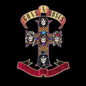 Guns N' Roses - Appetite For Destruction [ CD ]