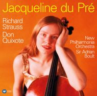 Jacqueline Du Pre - Richard Strauss Don Quixote (Vinyl) [ LP ]