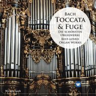 Bach, J. S. - Toccata & Fuge - Best Loved Organ Works [ CD ]