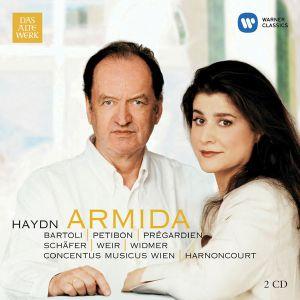 Haydn, J. - Armida (2CD) [ CD ]