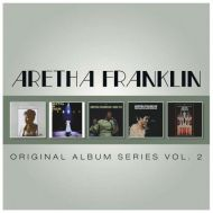 Aretha Franklin - Original Album Series Vol.2 (5CD) [ CD ]