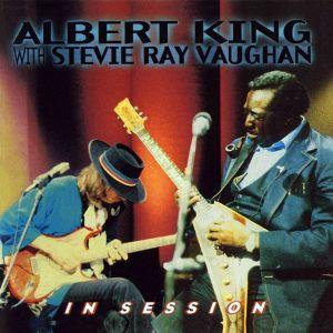 Albert King & Stevie Ray Vaughan  - In Session [ CD ]