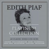 Edith Piaf - The Platinum Collection (3CD) [ CD ]