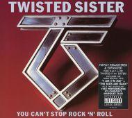 Twisted Sister - You Can'T Stop Rock 'N' Roll - Live At The Marquee 1983 [ CD ]