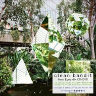 Clean Bandit - New Eyes (Deluxe Edition + 5 bonus) (CD with DVD) [ CD ]