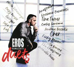 Eros Ramazzotti - Eros Duets (Spanish Version) [ CD ]