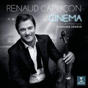 Renaud Capucon - Cinema [ CD ]