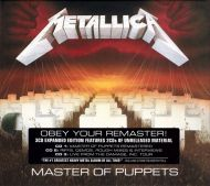 Metallica - Master Of Puppets (Remastered Expanded Edition) (3CD) [ LP ]
