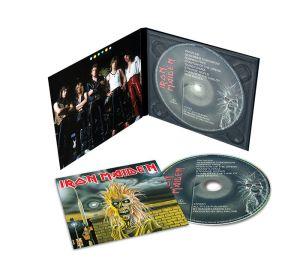 Iron Maiden - Iron Maiden (2015 Remastered, Digipak) [ CD ]