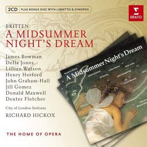 Britten, B. - A Midsummer Night's Dream (3CD) [ CD ]
