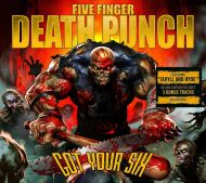 Five Finger Death Punch - Got Your Six (Deluxe Edition incl. 3 bonus) [ CD ]