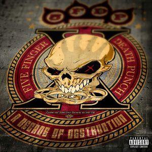 Five Finger Death Punch - A Decade Of Destruction (2 x Vinyl) [ LP ]