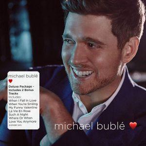 Michael Buble - Love (Deluxe Edition + 2 bonus tracks) [ CD ]