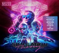 Muse - Simulation Theory (Deluxe Edition 16 tracks) [ CD ]