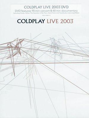 Coldplay - Live 2003 (DVD-Video) [ DVD ]