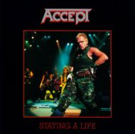 Accept - Staying A Life (2CD) [ CD ]