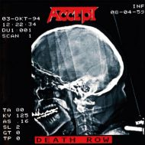 Accept - Death Row [ CD ]