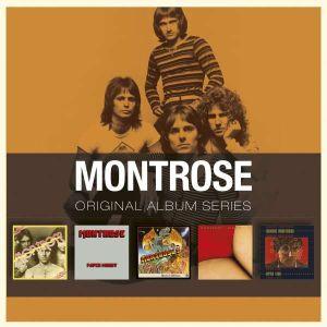 Montrose - Original Album Series (5CD) [ CD ]