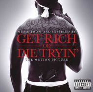 50 Cent - Entget Rich Or Die Tryin (Soundtrack) [ CD ]