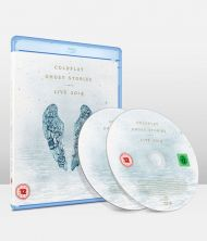 Coldplay - Ghost Stories Live 2014 (Blu-Ray with CD) [ BLU-RAY ]