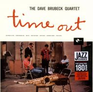 Dave Brubeck Quartet - Time Out (Limited Edition incl. 2 bonus tracks) (Vinyl) [ LP ]