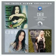 Cher - The Triple Album Collection (3CD) [ CD ]