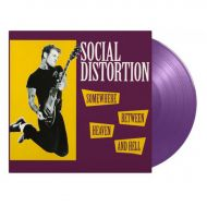 Social Distortion - Somewhere Between Heaven And Hell (Coloured) (Vinyl) [ LP ]