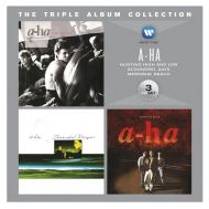 A-Ha - Triple Album Collection (3CD) [ CD ]