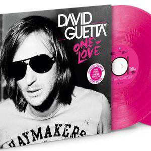 David Guetta - One Love (Limited Editon Pink) (2 x Vinyl) [ LP ]