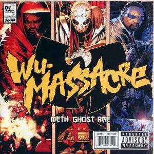 Meth, Ghost & Rae - Wu Massacre [ CD ]