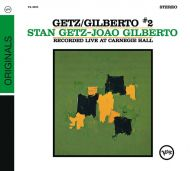 Stan Getz & Joao Gilberto - Getz/Gilberto No.2 (Live At Carnegie Hall) [ CD ]
