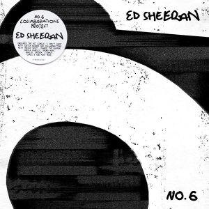 Ed Sheeran - No.6 Collaborations Project [ CD ]