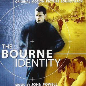 The Bourne Identity - Soundtrack (Music By John Powell) [ CD ]