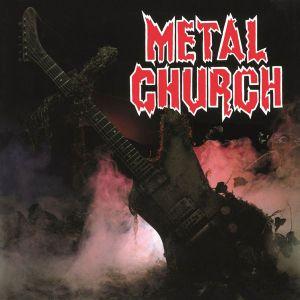 Metal Church - Metal Church (Vinyl) [ LP ]