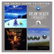 Dream Theater - The Triple Album Collection (3CD) [ CD ]