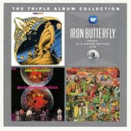 Iron Butterfly - Triple Album Collection (3CD) [ CD ]