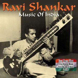 Ravi Shankar - Music Of India (3CD) [ CD ]