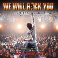 We Will Rock You (The Music From The Rock Theatrical) - Various Artists [ CD ]