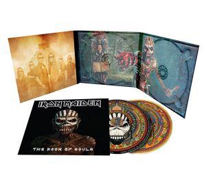 Iron Maiden - The Book Of Souls (Digipak) (2CD) [ CD ]