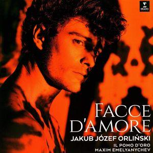 Jakub Jozef Orlinski - Facce d'Amore (Vinyl) [ LP ]