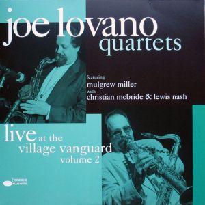 Joe Lovano - Quartet: At The Village Vanguard Vol.2 (2 x Vinyl) [ LP ]