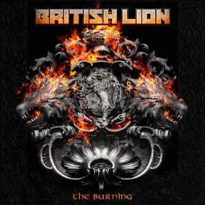 British Lion - The Burning (2 x Vinyl) [ LP ]