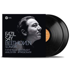 Fazil Say - Beethoven: Piano Sonatas No.8 'Pathetique', No.14 'Moonlight', No.21 'Waldstein', No.23 'Appassionata' (2 x Vinyl) [ LP ]