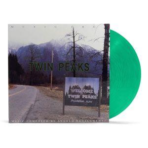 Angelo Badalamenti - Twin Peaks Soundtrack (Limited Edition Green Vinyl) (Vinyl) [ LP ]