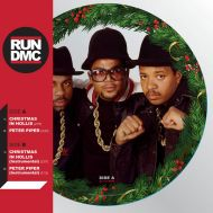 Run DMC - Christmas in Hollis (Picture Disc) (Vinyl) [ LP ]