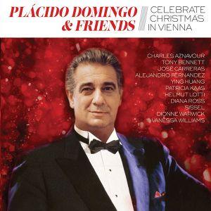 Placido Domingo - Placido Domingo & Friends Celebrate Christmas In Vienna [ CD ]