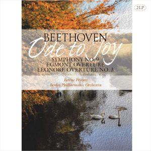 Beethoven, L. Van - Symphony No.9, Egmont Overture, Leonore Overture No.3 (2 x Vinyl) [ LP ]