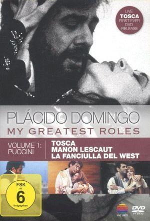 Placido Domingo - My Greatest Roles Vol.1, Puccini Opera (3 x DVD-Video) [ DVD ]